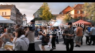 DNA, Fete de la Musique 2018 Altkirch