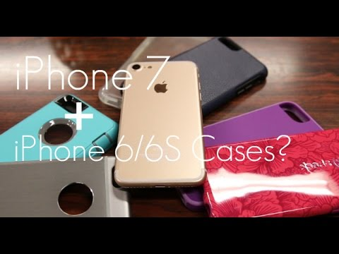 iphone 6s news will iphone 6 6s cases fit the new iphone 7 lets find 11487