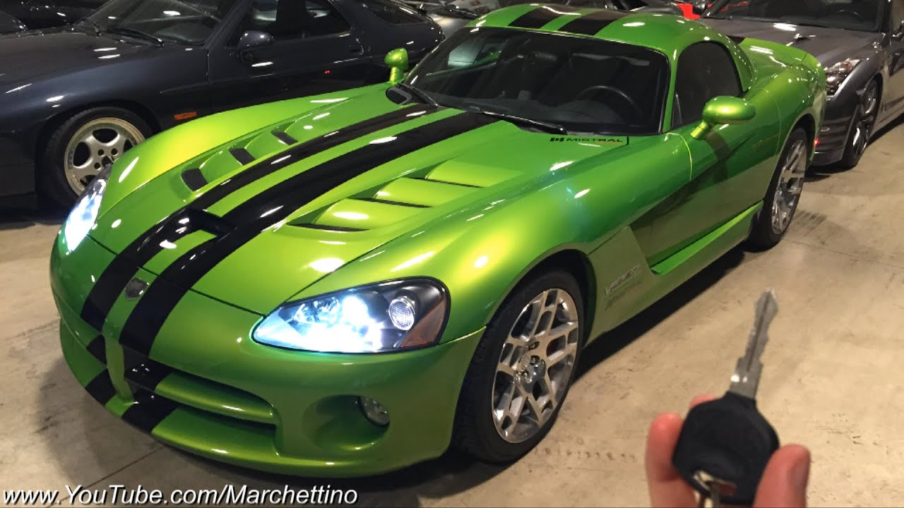 Painful Trip To See A Friends New Dodge Viper GTS