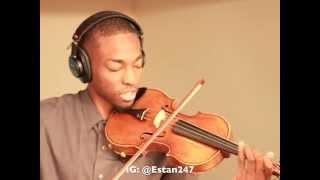 Jidenna - Classic Man (Violin Cover by Eric Stanley) @Estan247