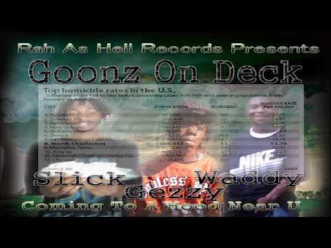Goonz On Deck - Ghost (NORTH CHARLESTON, SC)