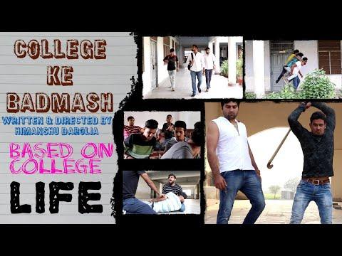 College Ke Badmash | Himanshu Darolia ft. Gagan Summy