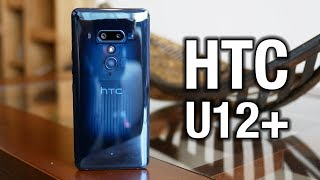 HTC U12+ Review: No Buttons? Yes Problems!