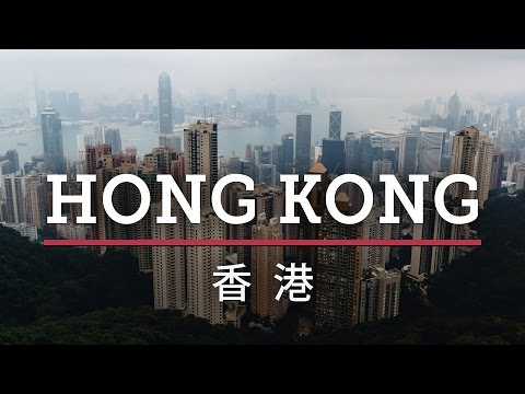 HONG KONG — Cinematic Travel Video Montage