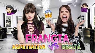 💇🏻 FRANGIA : ASPETTATIVA vs REALTA' 😡