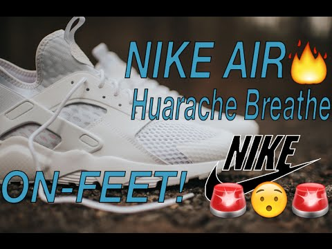 Nike Huarache Ultra Breathe Review