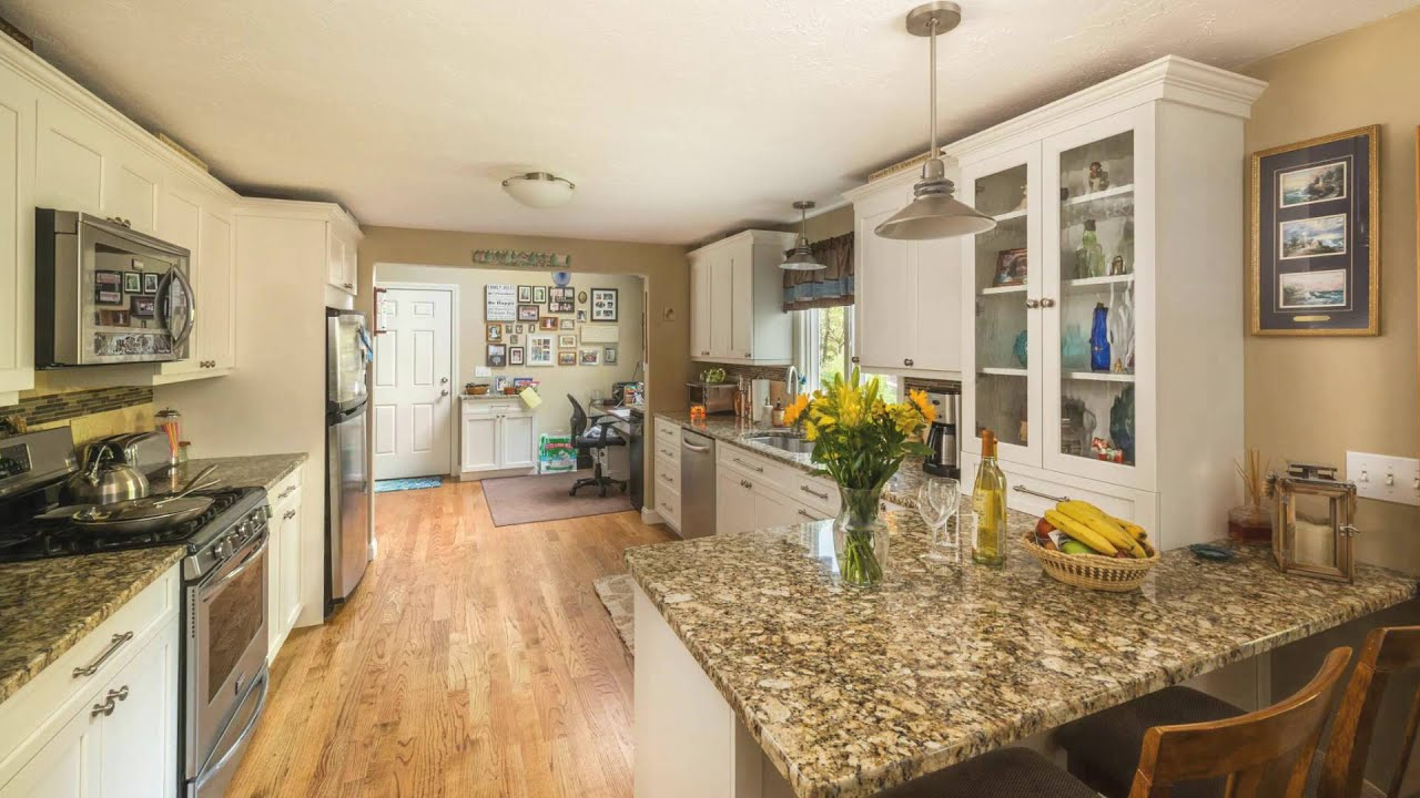 Cape Cod Kitchen Design Stainless Steel Trash Can Remodel Ideas