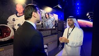 أخبار عربية - عامر الصايغ... قصة نجاح امارتية نمت في مركز محمد بن راشد للفضاء