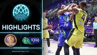 Hapoel Unet-Credit Holon v Tofas Bursa - Highlights | Basketball Champions League 2020/21