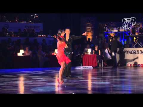 2013 WDSF PD World Latin | The Final Samba