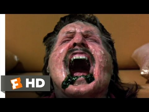 Troll (2/10) Movie CLIP - Peter Turns Into a Pod (1986) HD