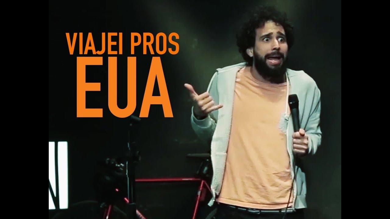 MURILO COUTO - FUI PROS ESTADOS UNIDOS