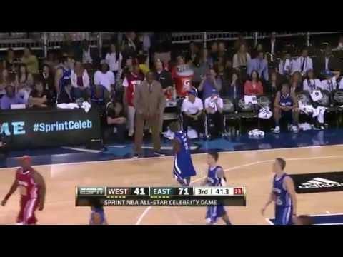2012 NBA All-Star Celebrity Game 2012 Recap ll 2.25.2012 [NBA] HD