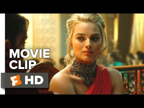 Whiskey Tango Foxtrot Movie CLIP - Why Are You Here? (2016) - Margot Robbie, Tina Fey Comedy HD