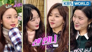 Happy Together I  해피투게더 - Highlight, EXID, GB9, Koo Hara, etc. [ENG/2018.03.08]