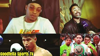 Oscar De La Hoya Trolls Errol Spence Over Mikey Garcia & DSG PPV & Spence vs Porter on Regular Fox..