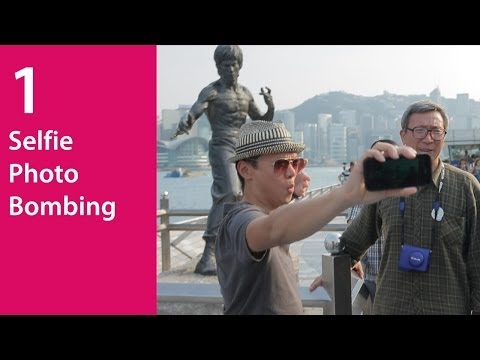 DigitalRev: 5 Tips for Making You Look Like Less of a Tool While Taking Selfies