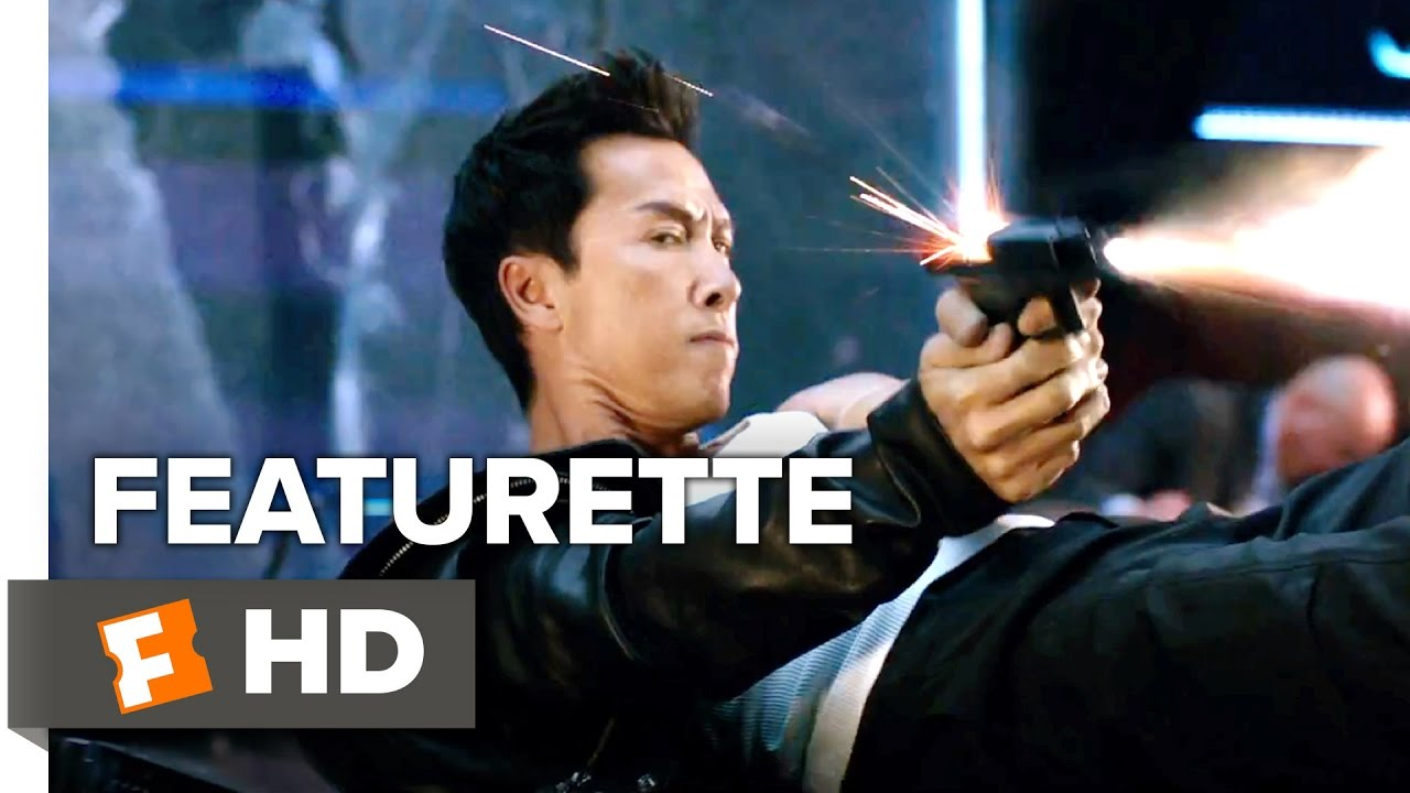 xXx: Return of Xander Cage Featurette - Donnie Yen (2017 ...