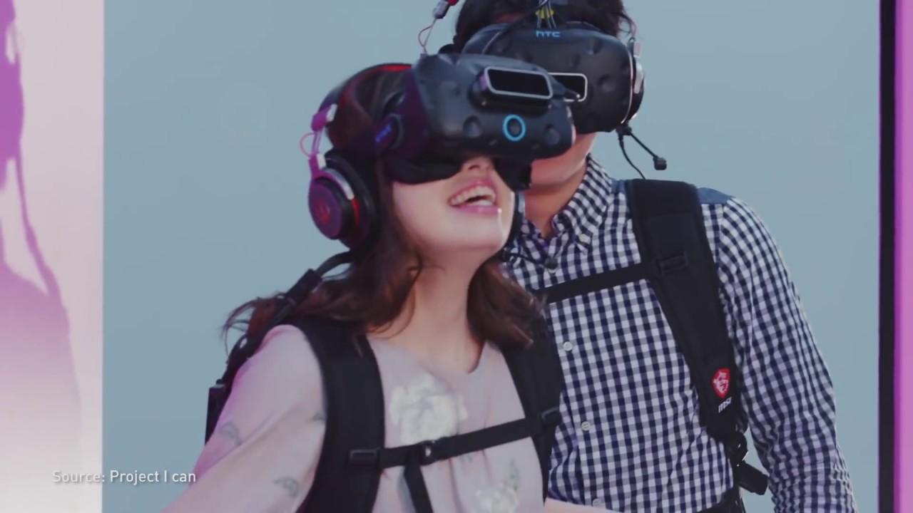 MSI s'associe à Bandai pour offrir une expérience VR colorée et amusante sur le VR One