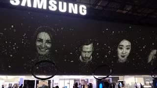 IFA 2017 Berlin: 'быстрый' обзор различных продуктов на стенде Samsung, часть 1