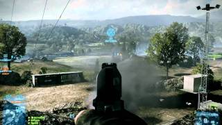 Battlefield 3 Multiplayer Gameplay [PC] [High Settings]