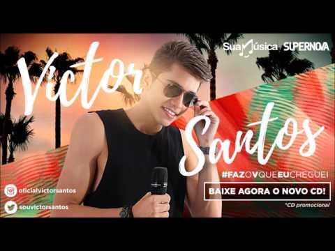 CD Promocional Victor Santos 2016