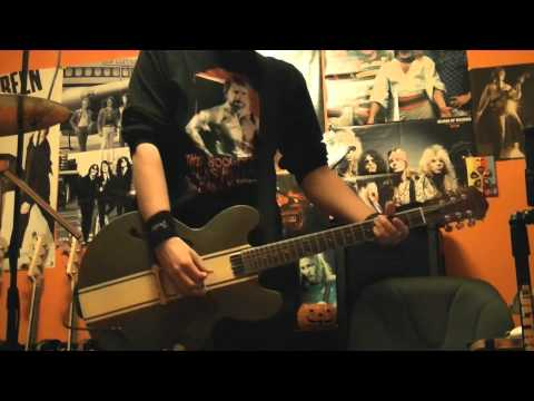 "Blink-182 ""Always"" Guitar Cover"