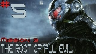 Crysis 3 - Walkthrough - Part 5 - [The Root Of All Evil] - Coke