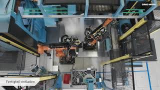 Automationslösung Bin Picking - CTX beta 800 4A (DE)