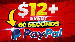 🔥 Get Paid $12 Every 60 Seconds By Clicking a Button! (Free Paypal Money Worldwide!)