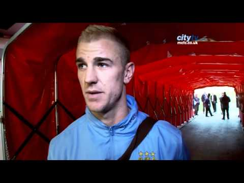 United 1-6 Man City: Joe Hart's post-Manchester Derby interview with CityTV