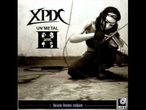 XPDC - hijau bumi tuhan (un'metal)