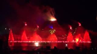 Танцующие фонтаны на Кипре. Рок-группа Europe(Танцующие фонтаны в Протарасе на Кипре. Композиция Scorpions., 2014-11-21T10:42:36.000Z)
