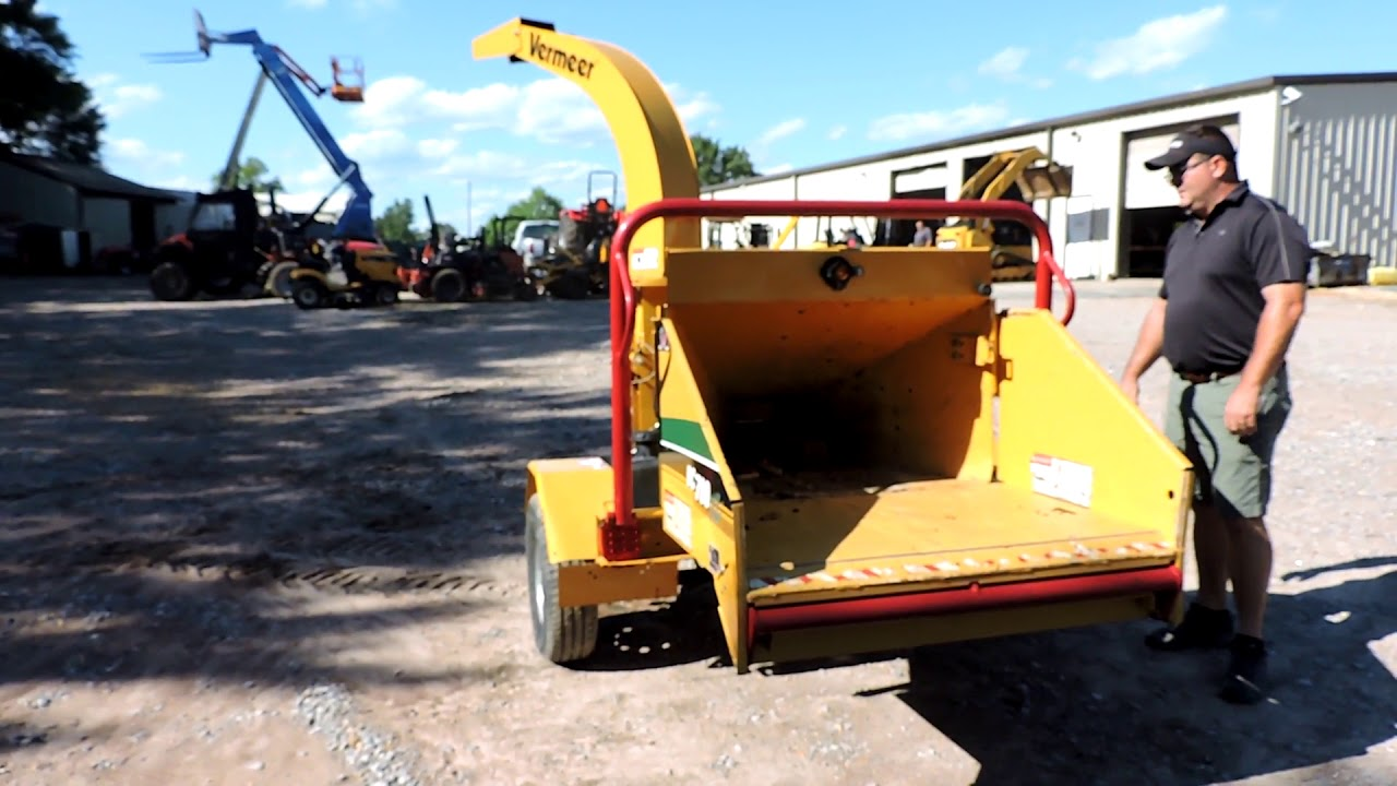 2015 VERMEER BC700XL For Sale