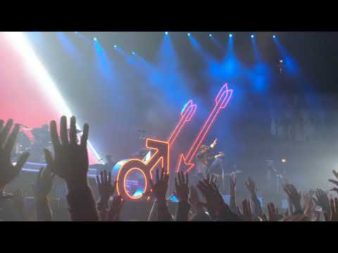 Runaways  - The Killers, The United Center, Chicago IL 01-16-18
