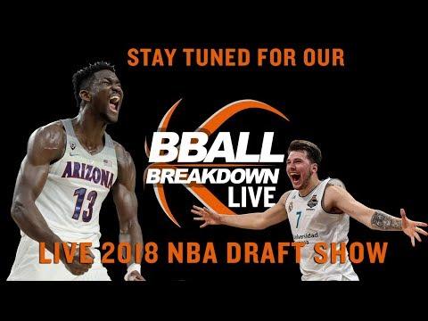 2018 NBA DRAFT LIVE SHOW