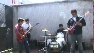 The Strokes Reptilia cover band Sound Banks