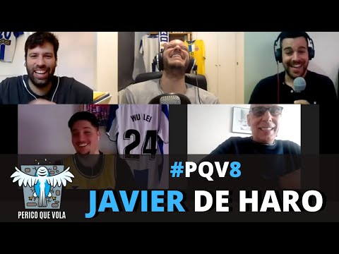 PERICO QUE VOLA amb Javier de Haro   #PQV8