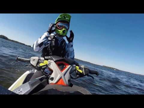 Sea-doo Rxp-X 300 in Sweden