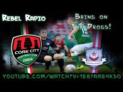 Cork City v Drogheda United
