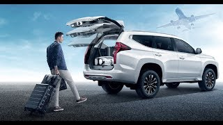 Chi tiết SUV 7 chổ Mitsubishi Pajero Sport 2020 sắp về Việt  Nam_Thế Giới Xe