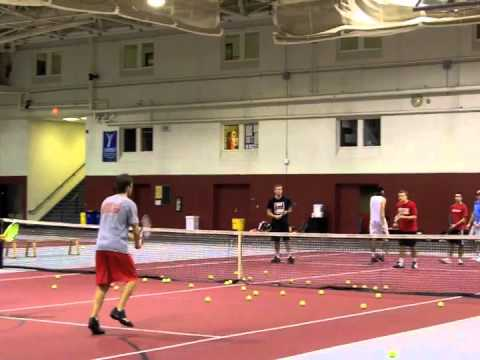 Central College men's tennis season preview