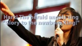 Hark! The Herald Angels Sing - Acapella by Lysia Hanjaya (with lyric)