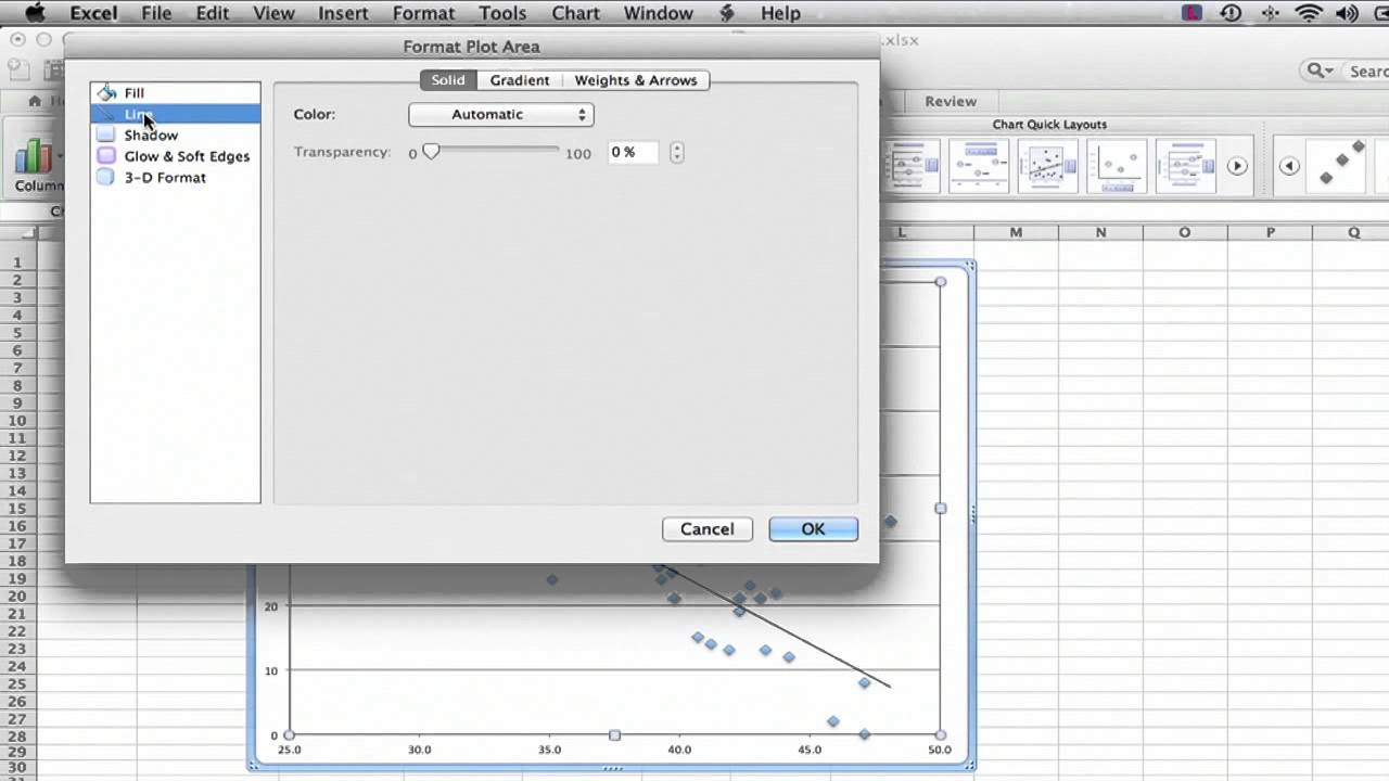 How to make a border around a graph in excel ms excel tips youtube ccuart Choice Image