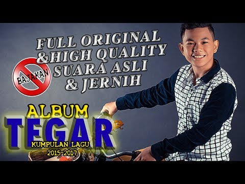 Lagu Indonesia Terpopuler -Album Tegar - Full Original Suara High Quality