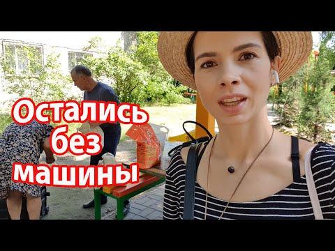 VLOG: Что едят дети веганы / Остались без машины