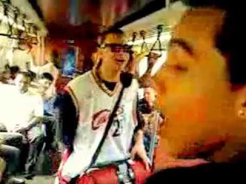 RAP En El Metro De Caracas 01(Gaohit y joes)
