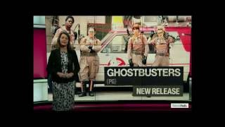 Video TV3 Kate Rodgers reviews new Ghostbusters download MP3, 3GP, MP4, WEBM, AVI, FLV Juli 2018