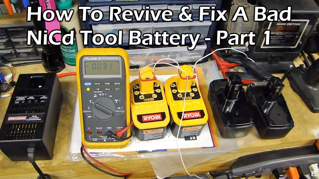 Rejuvenate Dead Car Battery