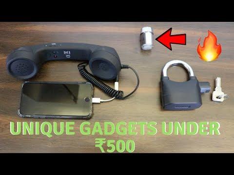Unique Gadgets Under Rs500 | Part 2 | Tech Unboxing 🔥